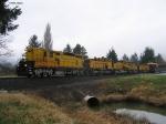 WTCX 309 Woods Train