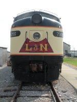 L&N 796 nose