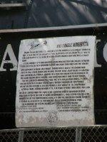SP 1774 Info board