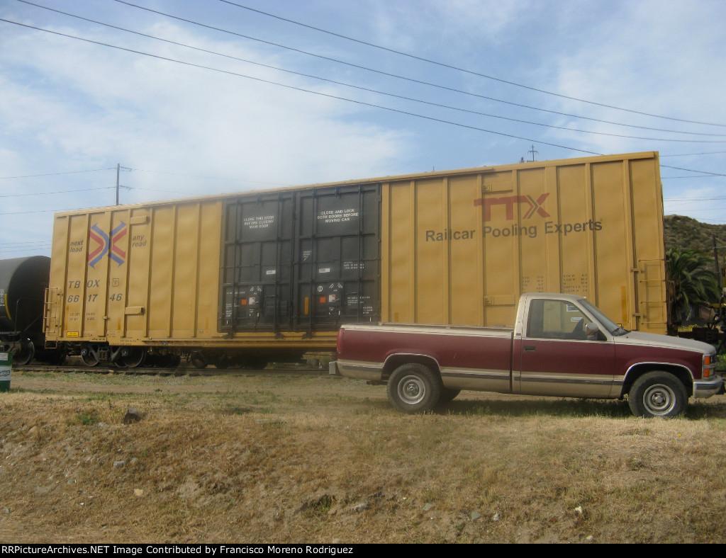 TTX 661746 in Tijuana