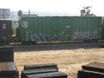 IBT 18803 Box Car in Tijuana