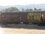CP 603842 Covered Hopper in Tijuana