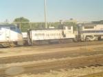 Amtrak Loco yard