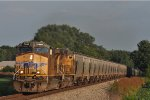 UP 5888 On NS 48 G Westbound