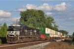 NS 7627 On NS 216 Northbound
