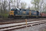 CSX GP15s in Charge