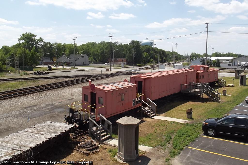 Rail Museum Consist
