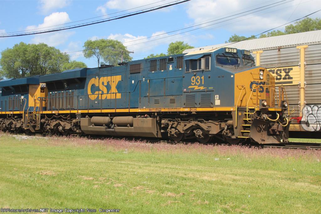 CSX 931