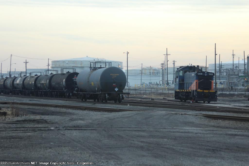 Savage's Rail Substation in BP