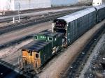 BN caboose 12159