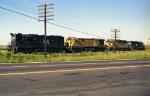 NS using UP locomotives
