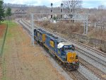 CSX 2551 and 6512 (2)