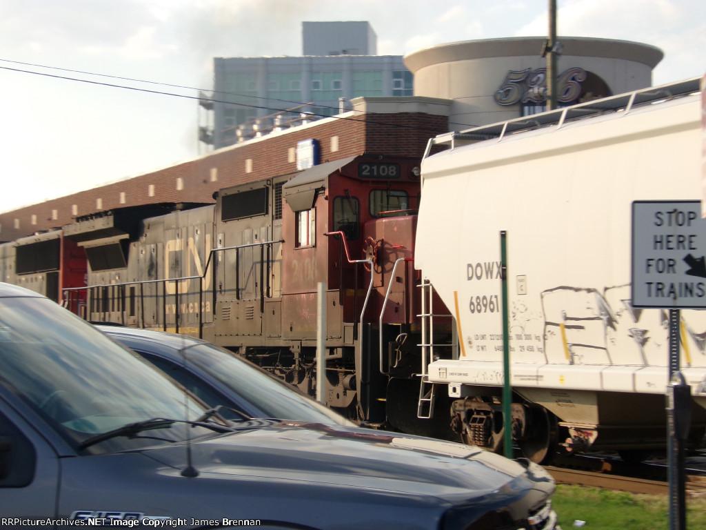 CN 5608 & CN 2108