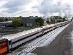091010022 Eastbound SP 4449 on BNSF Midway Sub. with Mpls to La Crescent Fall Colors Excursion