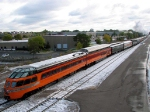 091010030 Eastbound SP 4449 on BNSF Midway Sub. with Mpls to La Crescent Fall Colors Excursion