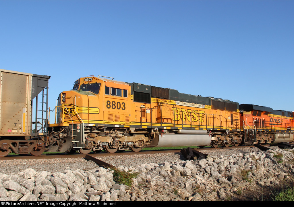 BNSF 8803