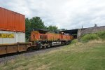 BNSF 5079 and 5120