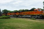 BNSF 7017, 7016 with 5211