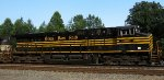 NS train #222 (Intermodal) (Atlanta, GA - Charlotte, NC) with (HERITAGE UNIT) (pic 4)