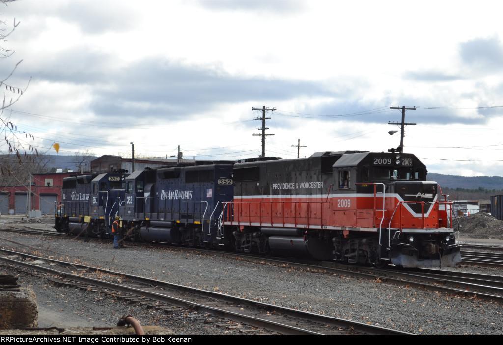PW 2009 & MEC 352 & 350