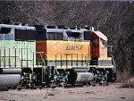 BNSF 2631