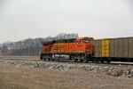 BNSF 5969 Dpu on a empty RTR
