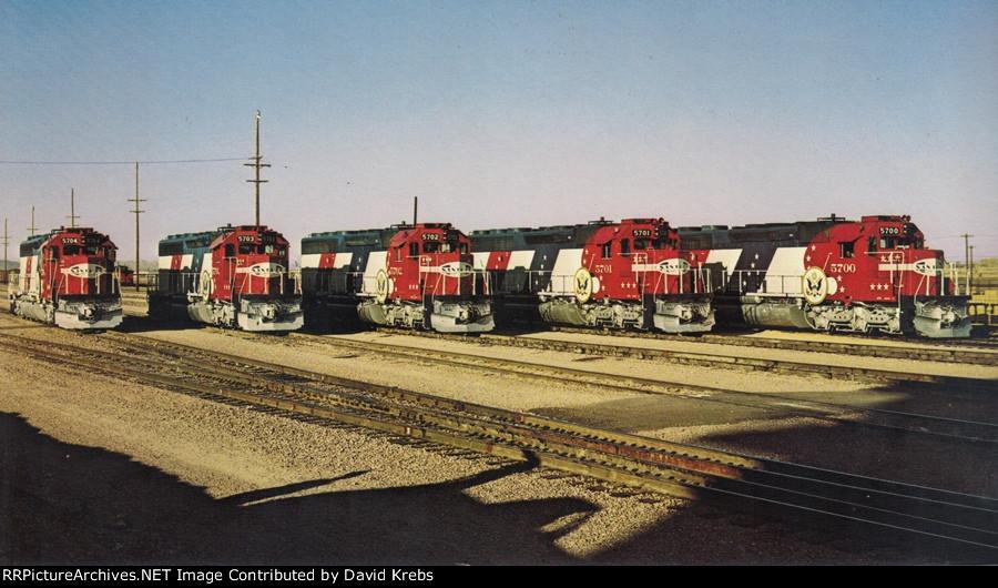 ATSF 5700