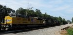 NS train #203 (Intermodal) (Rutherford, PA - Atlanta, GA) (pic 2)