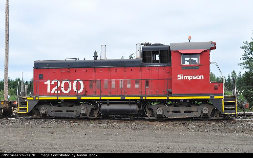 Simpson 1200