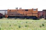 Wyandotte Terminal Railroad #103