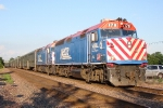 Metra Union Pacific West #61