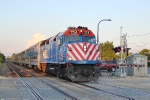 Metra Union Pacific West #63
