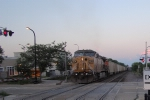 Eastbound Union Pacific Coal Drag