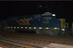 CSX GP40-2 4421 also on C746-21