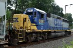 CSX GP38-2S 6151 on the rear of C770-09