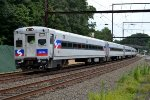 SEPTA Comet I 2460 on a training extra