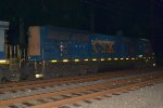 CSX SD70AC 4768 leads W861