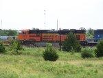 BNSF SD70ACe 9373