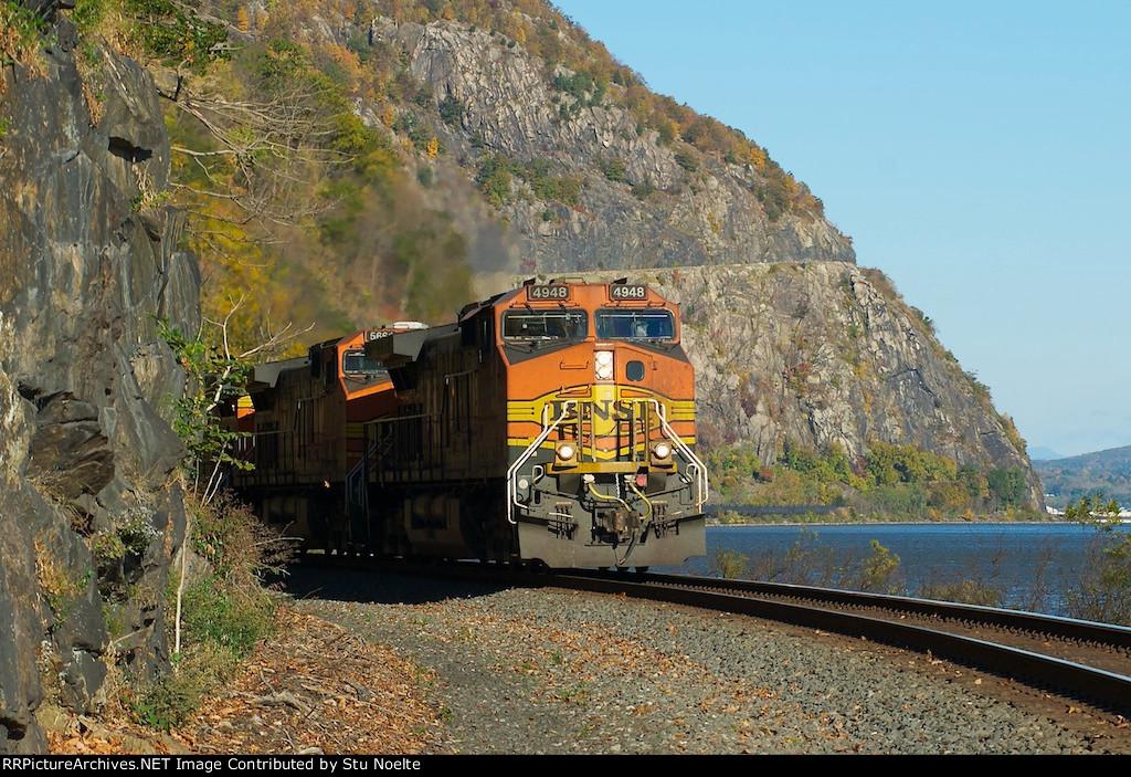 BNSF Leads Oil Train