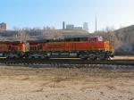 BNSF 5786