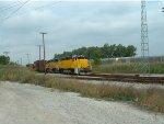 Ann Arbor railroad short freight