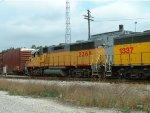 Ann Arbor short freight.