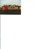 SOO LINE #6615