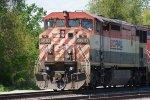 BC Rail 4610 GE-C40-8M