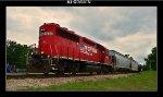 CP 4608 on B66/Janesville Patrol