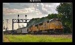 UP 3877 & 4681 lead M-CLPR-06