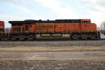 BNSF 6101 Roster
