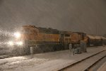 Switcher Shining Through The Snow