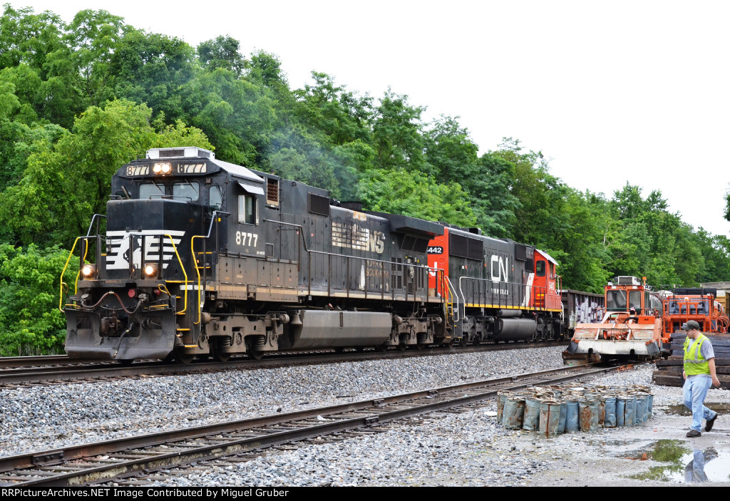 NS 8777