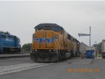 Union Pacific & GMTX Power